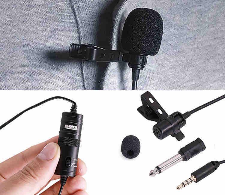 свойства петличных микрофонов