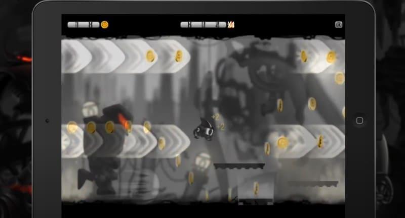 Мобильная игра Riot Runners
