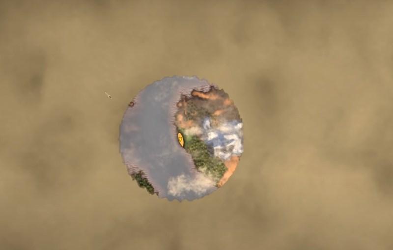 Открытие тумана войны с помощью BiggerBoatMapExploreRadius