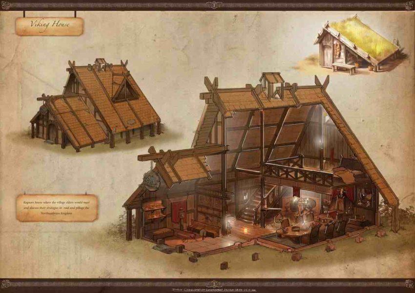 Valheim - где искать чёрный металл для постройки?