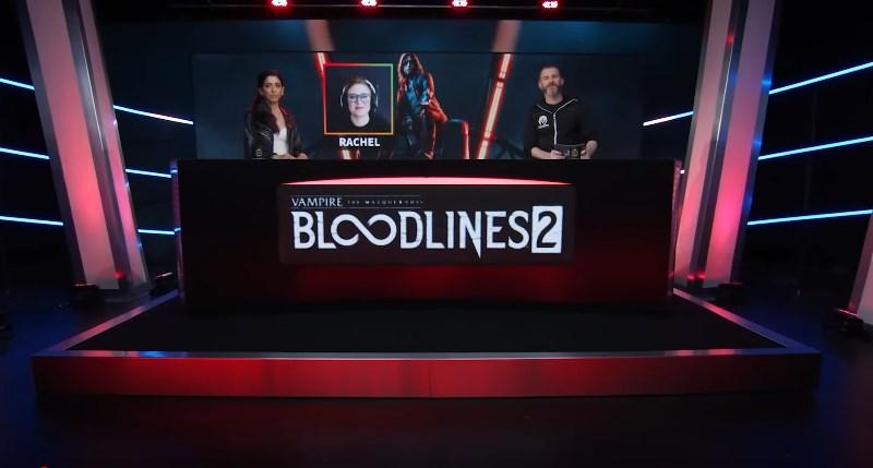 Презентация Vampire The Masquerade – Bloodlines 2