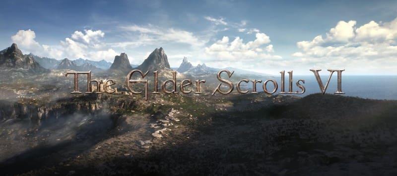 Тизер The Elder Scrolls VI