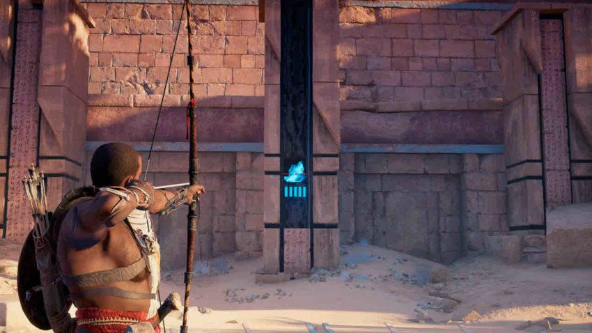 """Как выполнить задание """"Дар богов"""" в Assassin's Creed Origin?"""