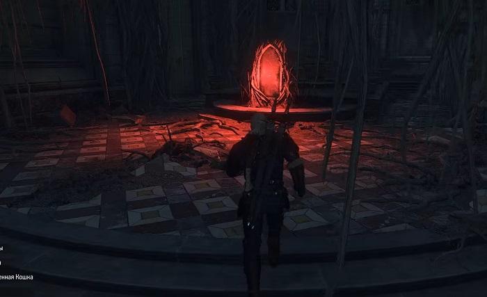 Разгадать загадку господина зеркало в Ведьмак 3