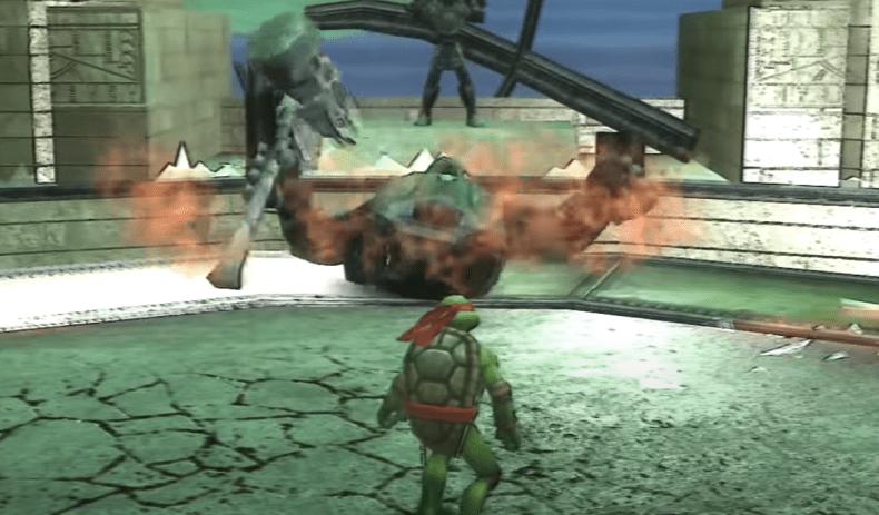 Teenage Mutant Ninja Turtles The Video Game