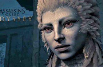 Assassin's Creed: Odyssey загадка Сфинкса