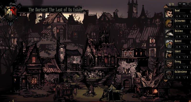 Darkest Dungeon Community Modpack - The Last of Us