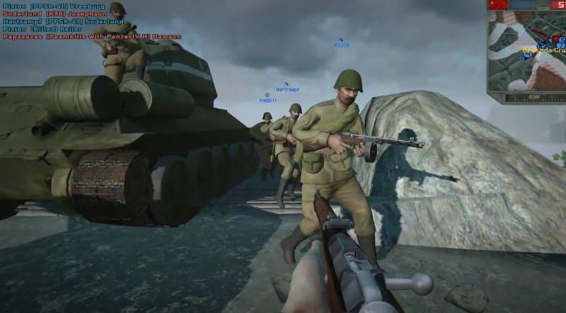 Forgotten hope 2 на тему Второй мировой войны