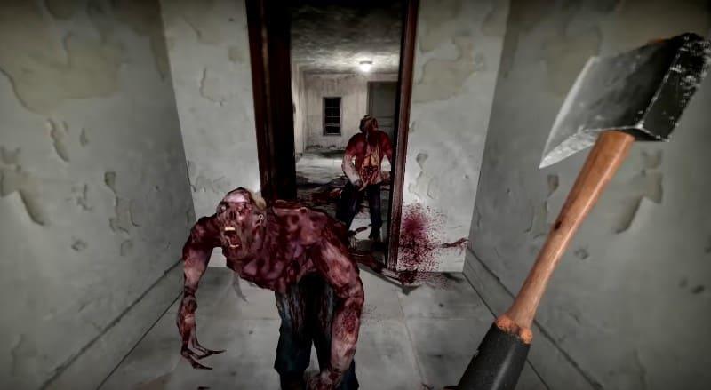 Хоррор мод Nightmare house 2