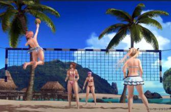 Игры про волейбол на ПК