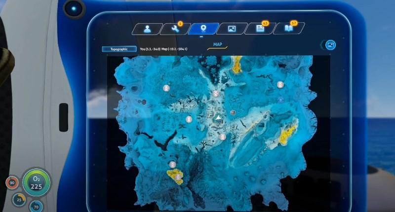 Map мод