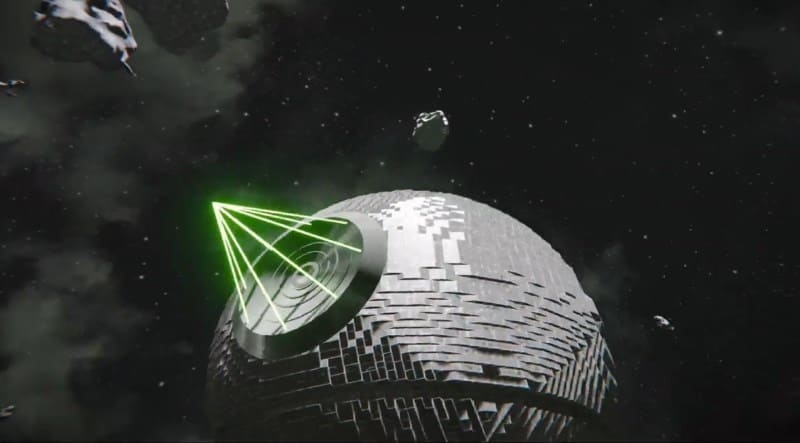 Мод Star Wars weapons