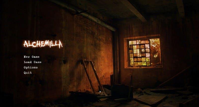 Модификация Silent hill: Alchemilla