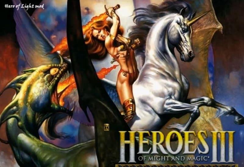 Новые герои в Hero of Light mod