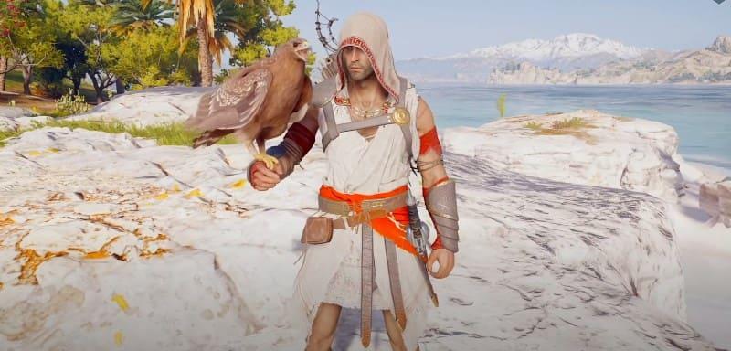 Остраконы в игре Assassin's Creed Odyssey