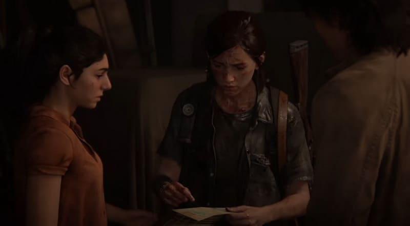 Поиск сейфов в игре The Last of us 2