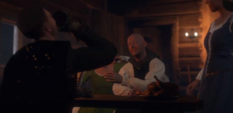 Kingdom Come: Deliverance — навык пьянства: как качать и зачем
