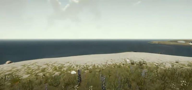 Система приливов в Tides