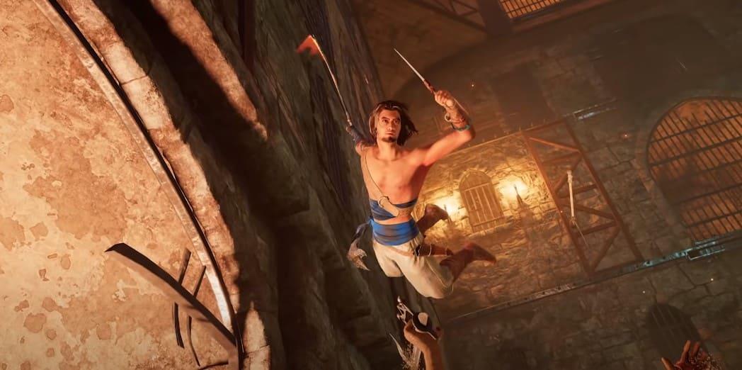 Все что известно о Prince of Persia: The Sands of Time remake