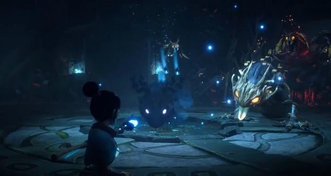 Обзор Kena: Bridge of Spirits - Не знаковое, но годное приключение на ПК и PS5 (PS4)