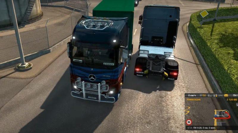 Модификация AI Traffic Pack